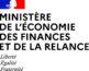 Ministère de léconomie logo