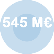 logo chiffre 545