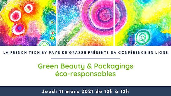logo green beauty